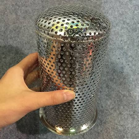 Wire Cloth Strainers